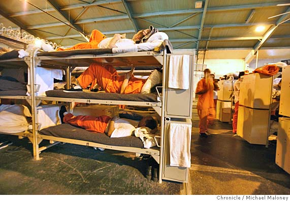 Overcrowding Of Prisons